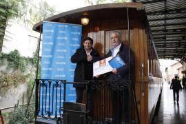 El Ferrocarril de Sóller dona a Unicef 4.451 euros contra la desnutrición infantil