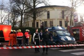 Evacuada la Gran Mezquita de Bruselas por una alerta de ántrax