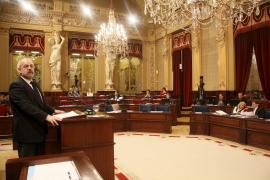 El Govern cifra en casi 5 millones el ahorro por la reestructuración de las consellerias