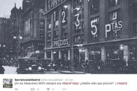Vistazo al pasado de un comercio de Madrid