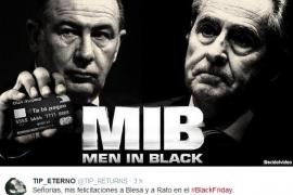 'Black' de viernes y de 'tarjetas black'