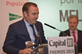 Meliá Hotels recibe el premio a la Innovación en los Premios Capital