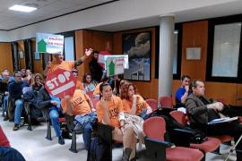 El pleno de Calvià hace suyas las propuestas de la plataforma de afectados por las hipotecas