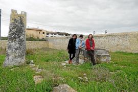 GADMA denuncia la dejadez municipal de algunos elementos patrimoniales de Binissalem