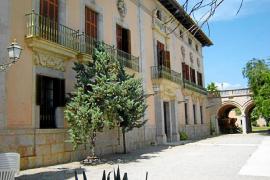 Lloseta quiere comprar el Palau d'Aiamans para evitar su uso privado como residencia