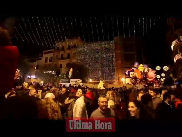 La Navidad ilumina Palma