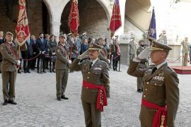 Orgullo militar al llegar a los tres siglos de Capitanía