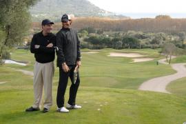 Rafa Nadal y José María Olazábal juegan  este fin de semana por una causa solidaria