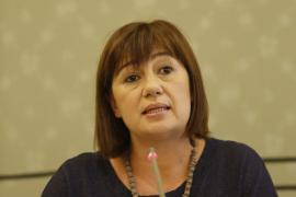Armengol pide un cambio en el sistema de financiación autonómica en el 'XX Encuentro de Economía de s'Agaró'