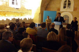 Isern:«Nos jugamos un cambio de modelo de Estado, económico y constitucional»