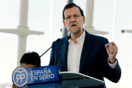 Rajoy promete una nueva rebaja fiscal