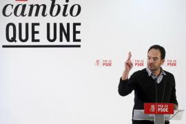 El PSOE pide recuperar el «contrato social» que garantiza «vivir con dignidad»