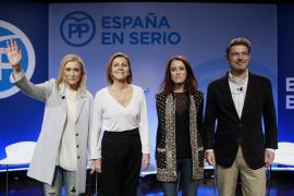 El PP presenta «la España que queremos», con propuestas en torno a la unidad de España y la corrupción