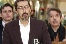 Navarro promete en Palma combatir la «bochornosa corrupción» de los viejos partidos