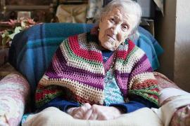 La 'abuela de Europa', la italiana Emma Morano, cumple 116 años