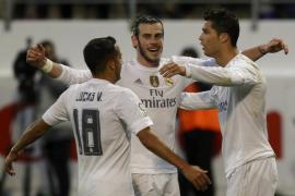 El Real Madrid tira de oficio para superar su mala racha