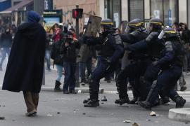La Marcha por el Clima termina en París con  341 detenidos