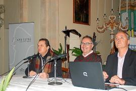 Algaida ensalza la huella dejada por Ramon Llull en la lengua y la cultura