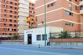 PALMA. GUARDIA CIVIL. CUARTEL DE LA COMANDANCIA DE LA GUARDIA CIVIL DE PALMA.