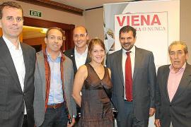 Viena imperial y contemporánea se presenta en Palma