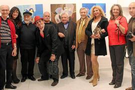 Homenaje a Cándido Ballester y Ángel Baldovino