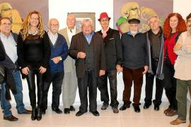 Homenaje a Cándio Ballester y Ángel Baldovino