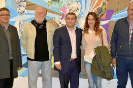 Entrega del Premi d'Arts Plàstiques Dijous Bo