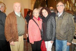 Homenaje a Carlos Blanes en el Centre de Cultura Sa Nostra