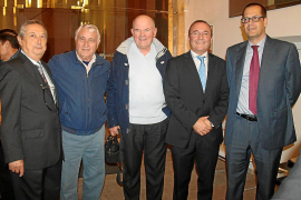 Homenaje a Carlos Blanes en CC Sa Nostra