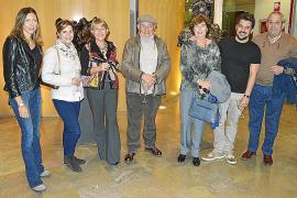 Ernesto Rodríguez expone su obra en el Colegio de Abogados