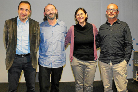 Conferencia de Moncho Ferrer