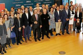 Encuentro en el Aljub de es Baluard con Ferran Adrià