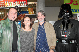 Estreno en Palma de la película 'I am your father'