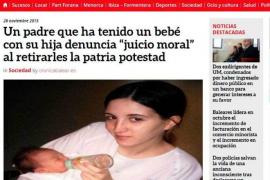 El juez investiga por abusos al hombre que dejó embarazada a su hija en Palma