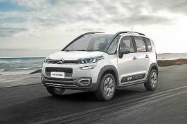 Citroën lanza en Brasil el nuevo C3 Aircross