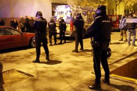 Juzgan dos veces el mismo día a un joven en Palma por robos y tráfico de drogas