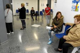 Normalidad en los centros de salud, a pesar de las protestas de los médicos