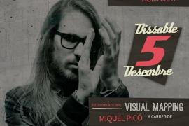Carlos Sadness, en concierto en el Teatre de Lloseta