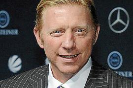 Boris Becker evita otra vez en el último momento la subasta Son Coll en Artà