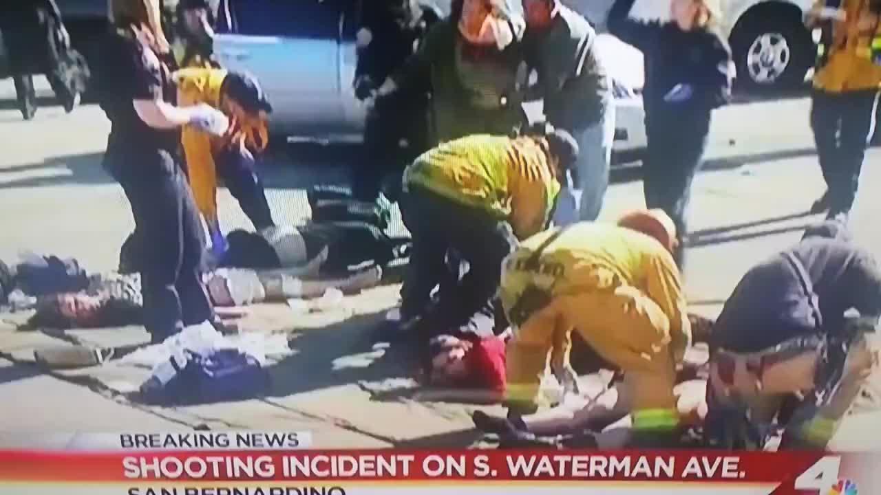 Al menos 14 muertos y 14 heridos en un tiroteo en California