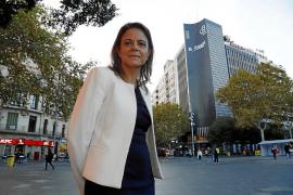 Celia Torrebadella: «Nuestro objetivo es hacer que llegue el crédito a las pymes»