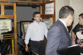 Alabern niega ante el juez irregularidades en Ibatur aunque admite poco rigor