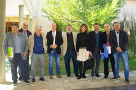 Antoni Pastor: «El PI es la voz de los ayuntamientos al Consell de Mallorca»