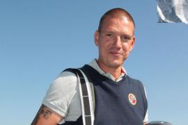 Ziege llega al Balears «ilusionado por el reto»