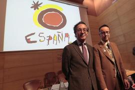 José María Lasalle Ruiz, junto a Joan Punyet Miró
