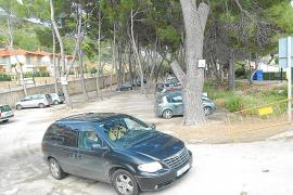Una jueza archiva por segunda vez la causa por el aparcamiento de Sant Elm