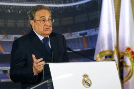 Florentino Pérez: «El Real Madrid no incurrió en alineación indebida»