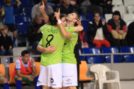 El Palma Futsal jugará la Copa de España por tercera vez en su historia