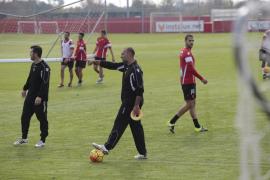 El Albacete examina el estreno de Pepe Gálvez en el Mallorca