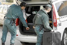 Un encapuchado armado atraca una farmacia de sa Coma y roba 800 euros
